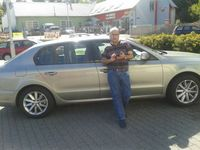 Car Skoda Superb